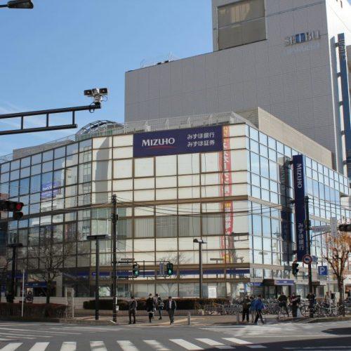 みずほ銀行所沢支店